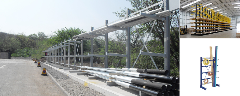 Cantilever Racking, Axis Solutions