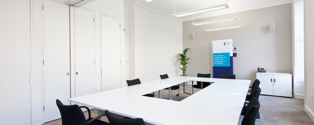 Nursing & Midwifery Council, Interiors with Axis
