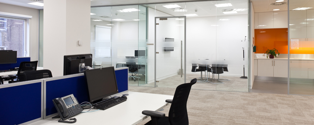 Office space office interiors axis solutions for Office interior solutions