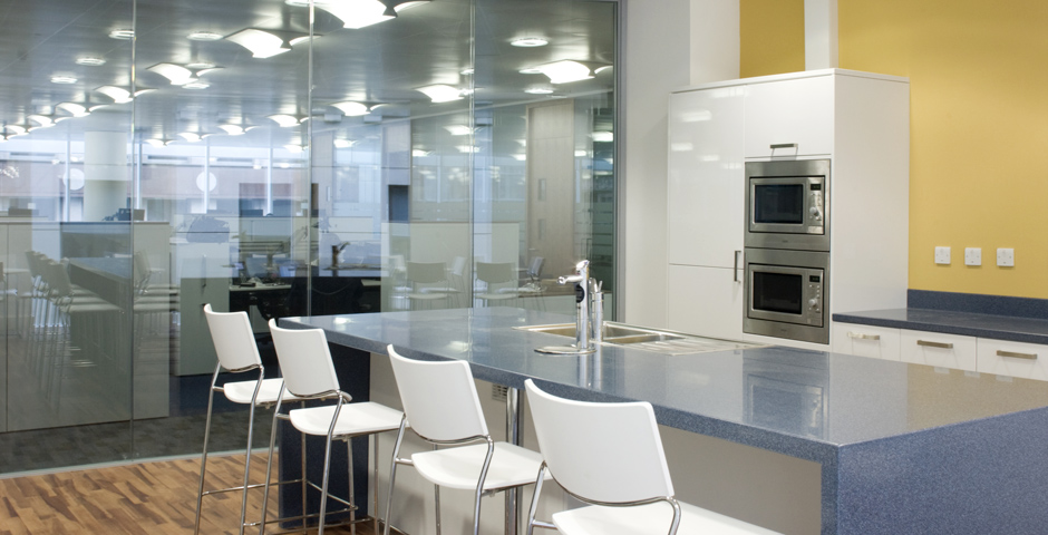 Workspace design with Axis Solutions