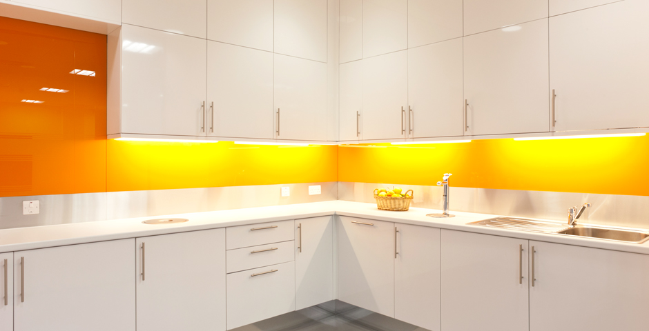 Staff kitchen areas with Axis Solutions