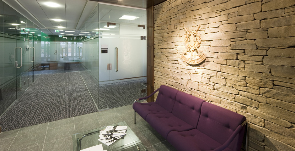 Office Interiors with Axis Solutions