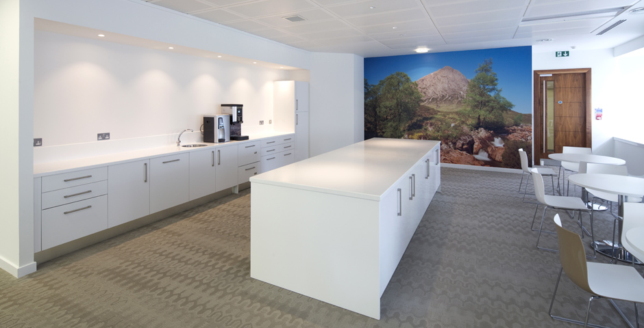 Axis - Office Interiors