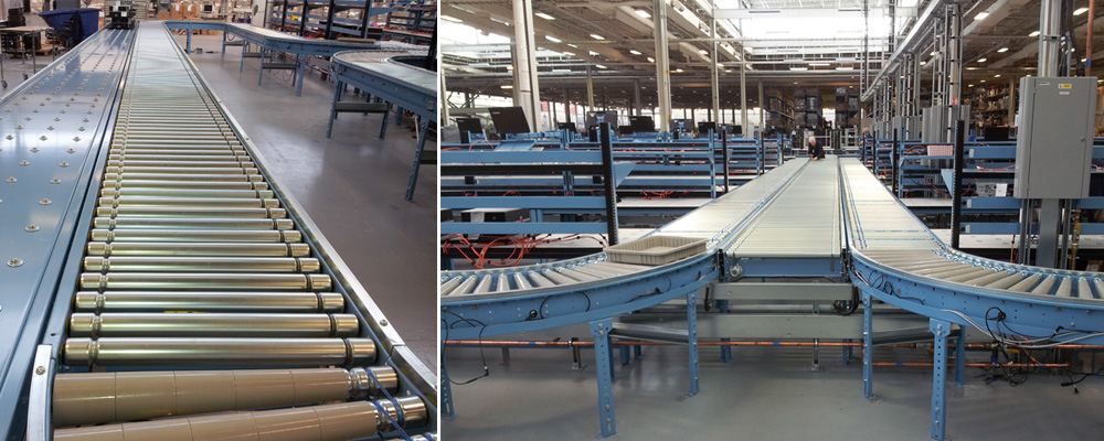 Conveyors from Axis Solutions