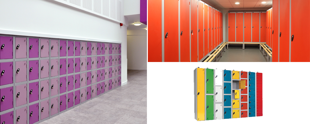 Lockers from Axis Solutions