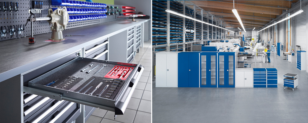 Industrial Cabinets And Cupboards Storage Equipment