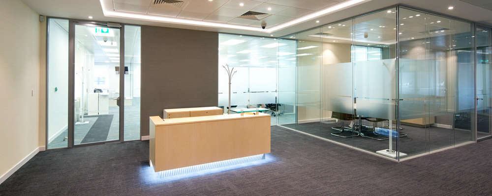 Office interior design in glasgow axis solutions Home interior designers glasgow