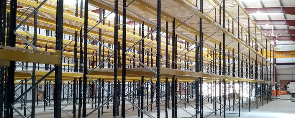 Euronete industrial storage