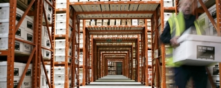 Racking solutions for Removal Services Scotland