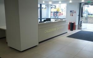 Caledonian Exchange Reception