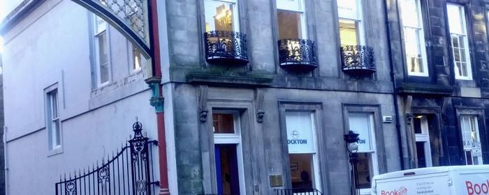 Edinburgh city centre office fit-outs continue