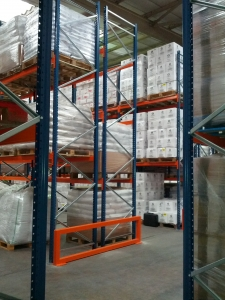 Pallet Racking for the food sector