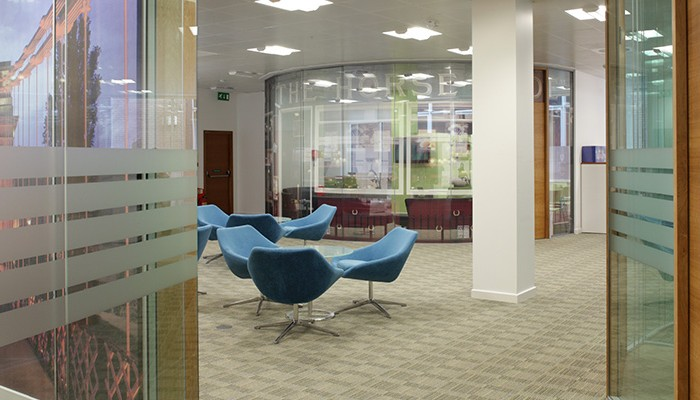 GVA fitout by Axis Solutions