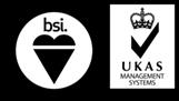 bsi and ukas logo